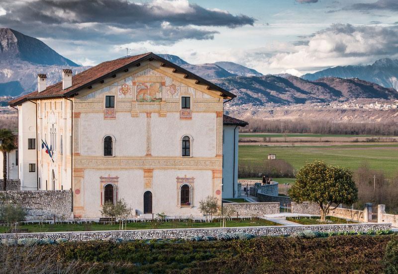 Palazzo di Sopra Spilimbergo