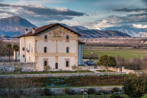 Vista su palazzo di Sopra